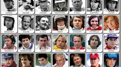 Formula 1 Legends