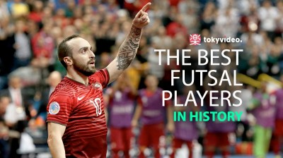 The best futsal players in history