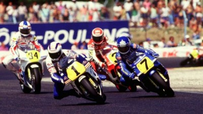 Historic Motorcycle Races