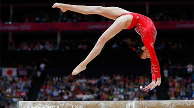 Brilliant performances of Women's Artistic Gymnastics