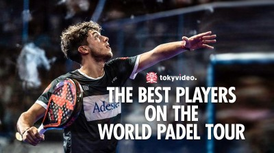 The best players on the World Padel Tour