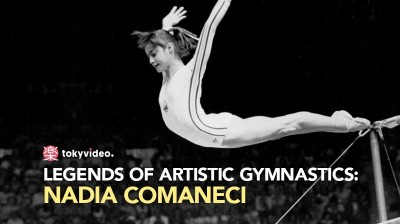 Legends of Artistic Gymnastics: Nadia Comaneci