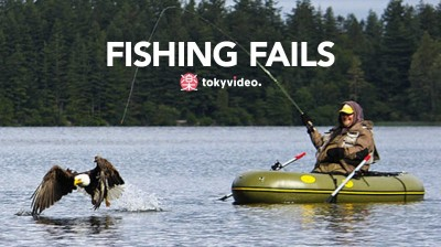 Fishing Fails
