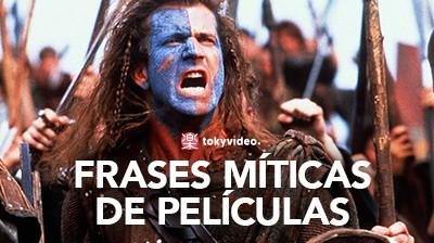 Frases míticas de películas