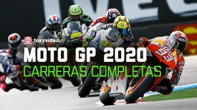Moto GP 2020 | Carreras Completas
