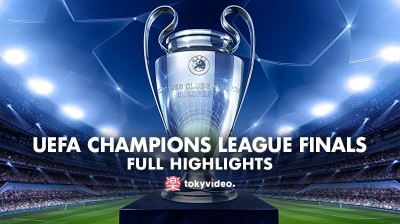 UEFA Champions League Finals - Full Highlights