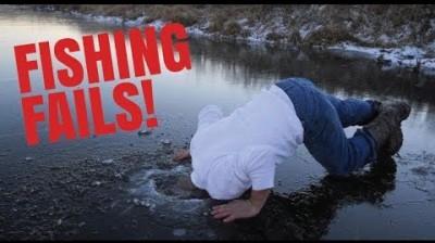 Fishing Fails