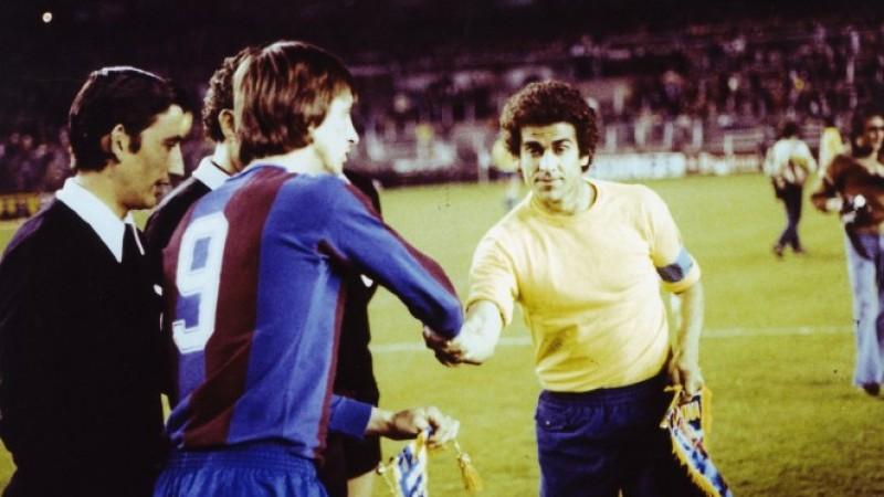 FC Barcelona vs UD Las Palmas - 1977-1978 Copa del Rey ...