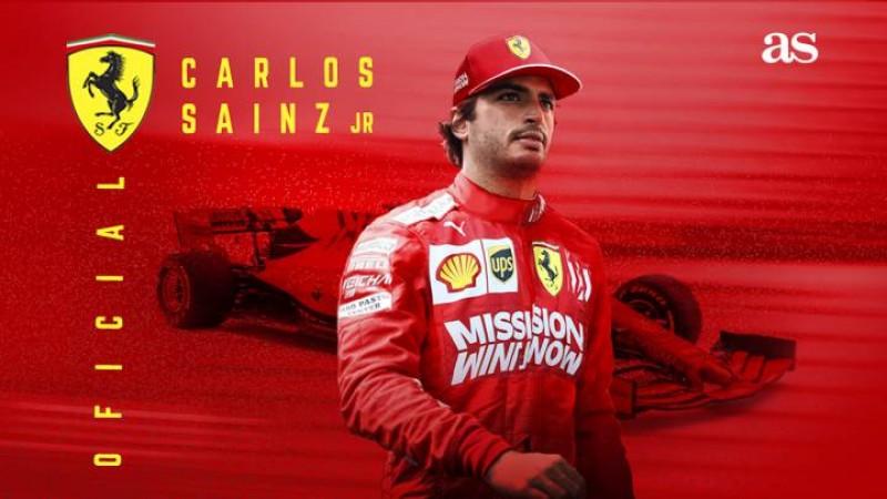 Questions About Ferrari Regret Are Annoying Says Carlos Sainz