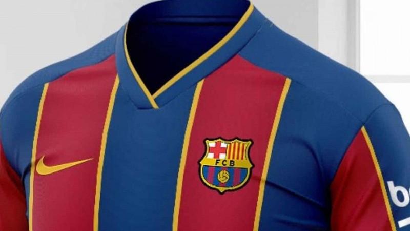 Fc Barcelona Kit Season 2020 2021 New Nike T Shirt Tokyvideo