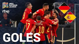 Highlights Germany Vs Spain 2020 Uefa Nations League Tokyvideo