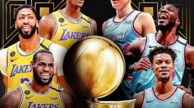 Los Angeles Lakers Vs Miami Heat Nba 2020 Final 6 10 2020 Game 4 Replay Full Game Tokyvideo