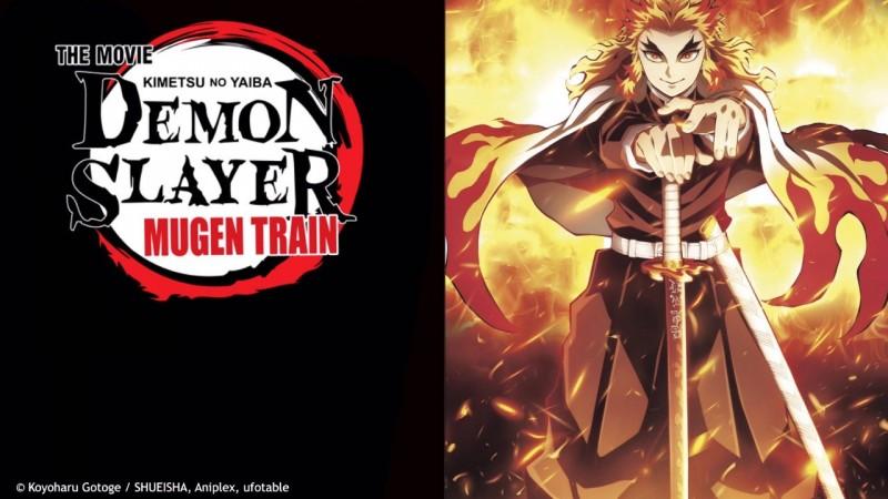Demon Slayer Kimetsu No Yaiba The Movie Mugen Train 2020 Full Movies Tokyvideo