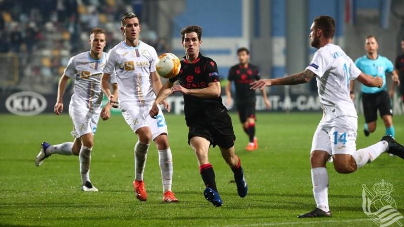 Highlights Rijeka vs Real Sociedad (0-1) | UEFA Europa ...